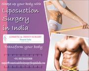 Liposuction Surgery in India Helping You Attain the Look You Desire
