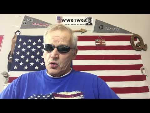 Retired Marine - Merry QAnon Christmas Everybody Song! - 12/23/2018