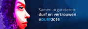 Congrestival samen organiseren: DURF en vertrouwen