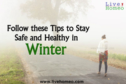 Homeopathy health tips in winter