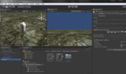 Learn Together: Unity 3D basic interface