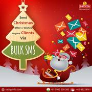 Bulk SMS Service Provider in India-Sathya Technosoft - 1