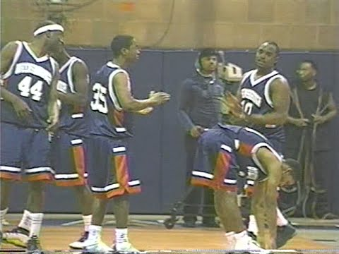 Men's Basketball: QCC vs. BMCC (12/11/2002)