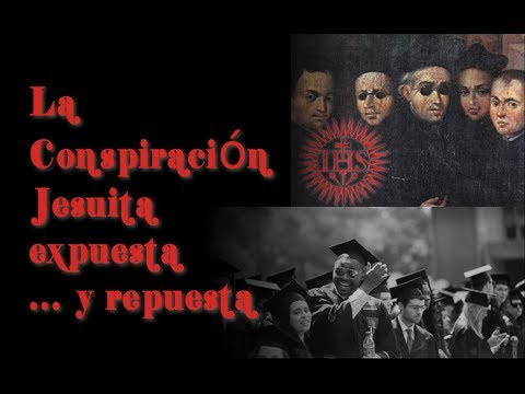 La Conspiración Jesuita expuesta y repuesta - Jorge Guerra