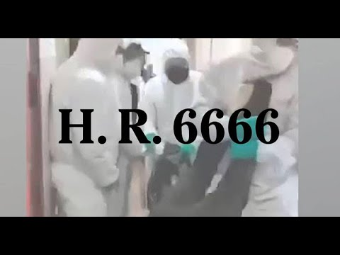 HR6666 -The Bill That Leads To The Beast System