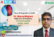 Regain Control of Your Life with the Right Joint Replacement Surgery by Dr. Manoj Miglani