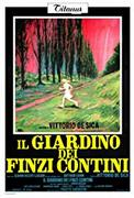 Il giardino dei Finzi Contini (1970)