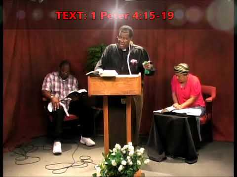 READ THE BOOK PT.1  EXTENDED Version 8.24.18  TAG TEAM...Featured Guest Apostle J. Whitfield