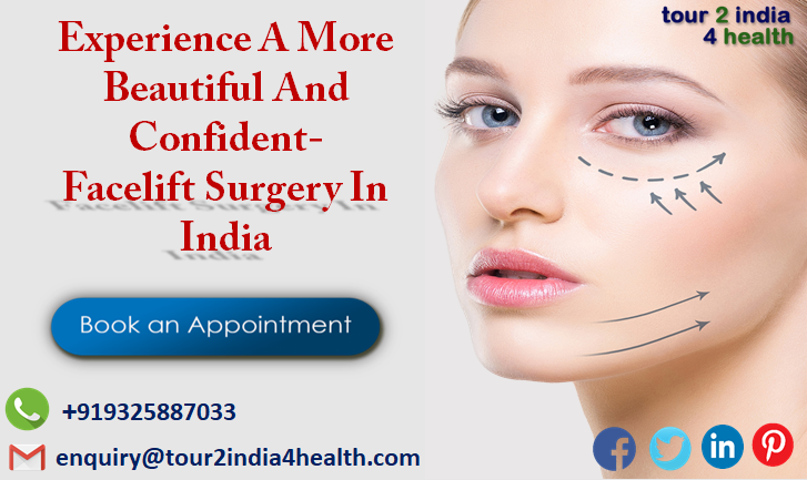 experience a more beautiful and confident-facelift surgery in india