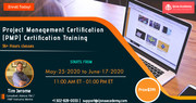 Project Management Certification(PMP) Certification Training