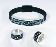 Armband & Ring von Cloisonne Enamel
