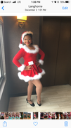 On Sunday December 2nd 2018 at Langhorne Gardens In Pennsylvania and on her Birthday, Milton's Grand Daughter Carli Won The Jr. Ms Supreme Queen Christmas Spectacular Padgett 2018 Congratulations  Bab