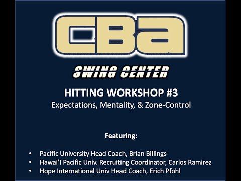Swing Center Workshop #3