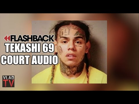 Listen to Tekashi 6ix9ine testifying in court