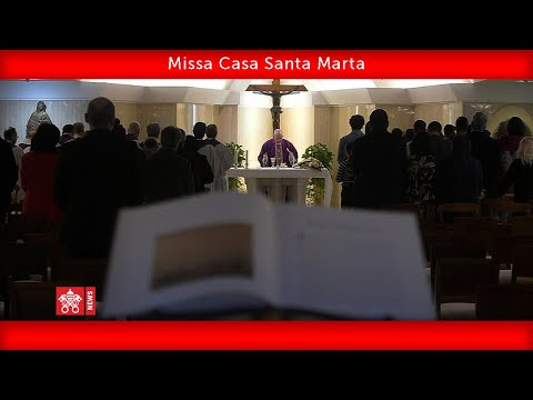 Santa Marta, 16 maio 2020, Papa Francisco