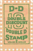Double D Stamp