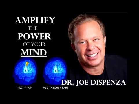 DR JOE DISPENZA - AMPLIFY YOUR MINDS POWER