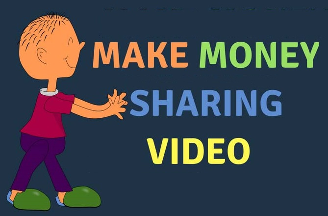 Make Money Sharing Videos 4