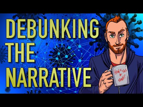 MUST WATCH: Debunking the Narrative (With Prof. Dolores Cahill)