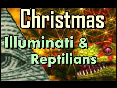 Christmas, Illuminati and Reptilians - What is the TRUTH? Santa, or Satan?