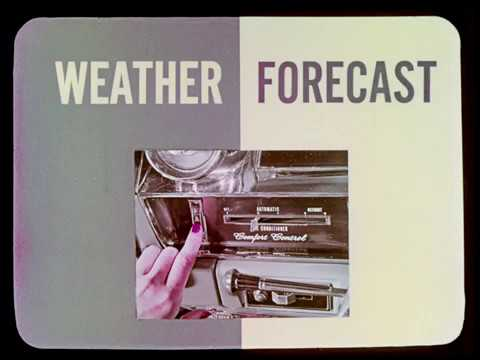 1964 Cadillac Jan 1964 Round Table Film - Weather Forecast