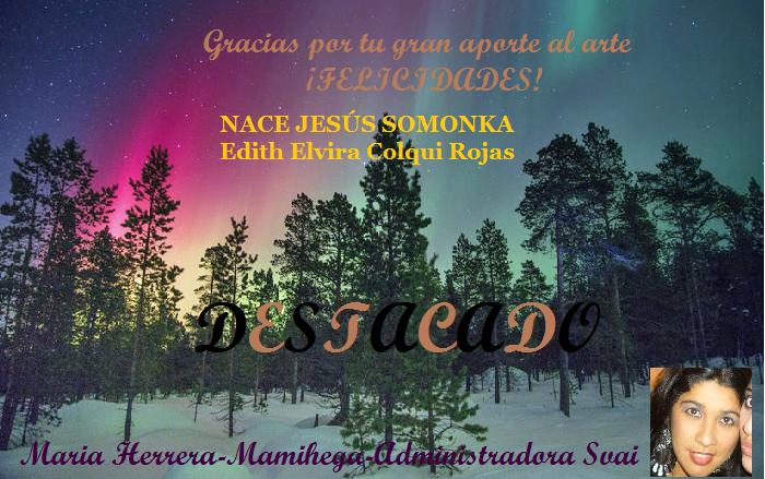 Maria Herrera nace Jesu somonka destac
