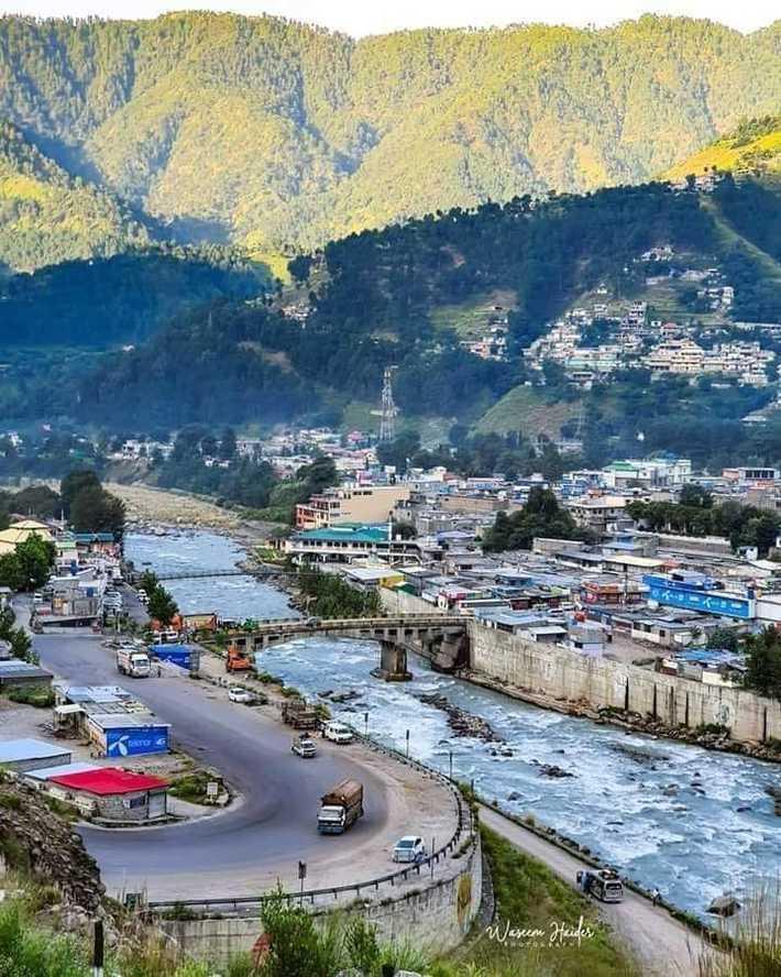 Balakot, Kaghan Valley, Pakistan