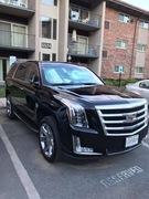 MILTON'S CADILLAC ESCALADE 2018  BLACK BEAUTY