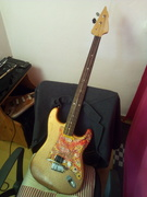 thats my instrument the Xbass