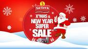 SATHYA's Special Christmas and New Year Offer