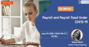 Payroll and Payroll Fraud Under COVID-19