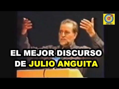 El MEJOR discurso de JULIO ANGUITA