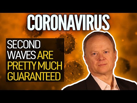 Second Waves Of Coronavirus Infections Are Pretty Much Guaranteed