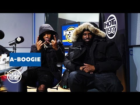A-BOOGIE - 4MIN CONVO LIVE ON FLEX