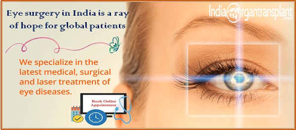 Eye transplant is also known corneal grafting, it is a surgical process to replace diseased or injured cornea with corneal tissue (graft). Different types of corneal transplants are available at #Best