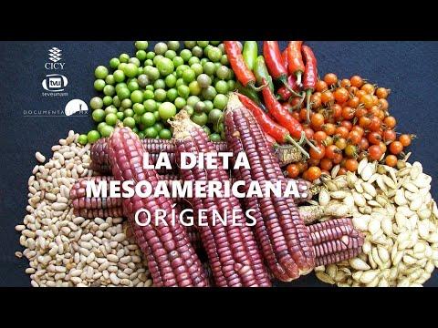 La Dieta Mesoamericana. Orígenes