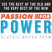 'Passion for Power'  Classic Motor Show