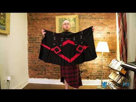 Hybrid Kilt,Kilts For Men