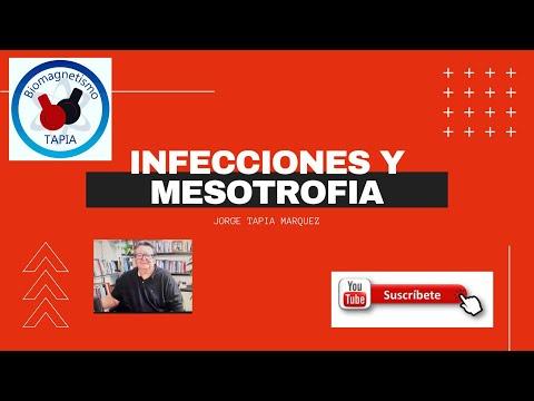 Infecciones y Mesotrofia Biomagnetismo y Par Bio Jorge Tapia Márquez