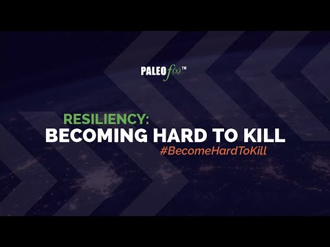 Resiliency: Becoming Hard To Kill with Dr. Rashid A. Buttar