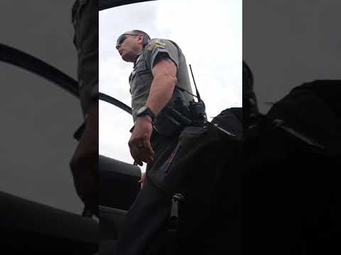 State trooper threatens to throw me off of a bridge while in handcuffs #LIKE #SHARE #SUBSCRIBE