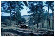 I think this is Hohenfels. from driver hatch