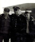 bruce Phillips, Richard Bratland and me