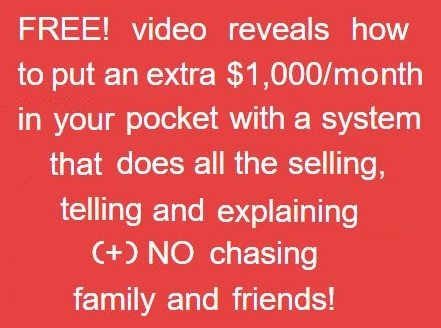 Free Video Reveals How To Put An Extra $1000/month