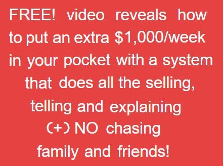 Free Video Reveals How To Put An Extra $1000/week