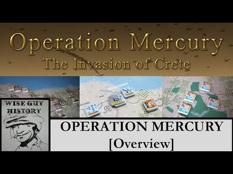 Operation Mercury: The Invasion of Crete [Overview] [GTS, MMP, 2017]