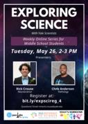 Exploring Science - Week 4