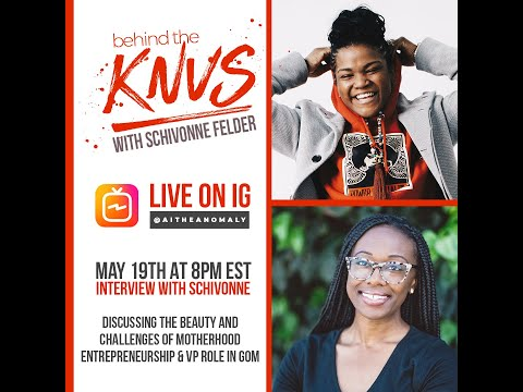Behind the KNVS with Schivonne. A.I. chops it up with Schivonne Felder and discussing the beauty &…