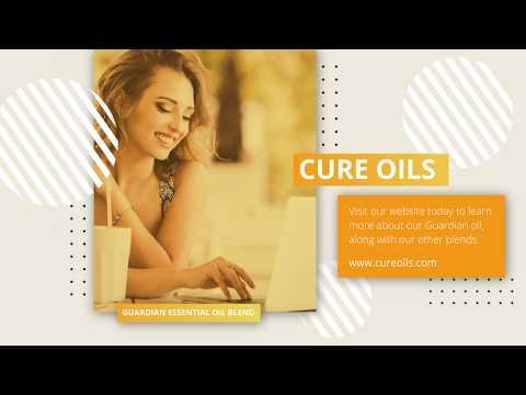 Guardian Essential Oil Blend - Cure Oils