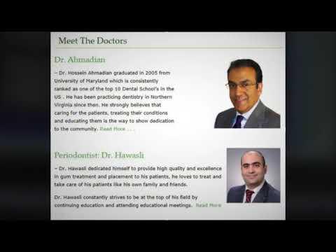 Arlington Dental Services - Arlington Advanced Dental Care,Dr.Hossein Ahmadian,DDS